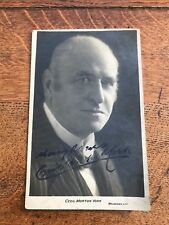 More details for early 1900s signed  postcard of