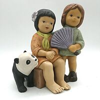 Limitiert 1996 Goebel Figur Limpke Nina und Marco Panda inklusiv Paketversand