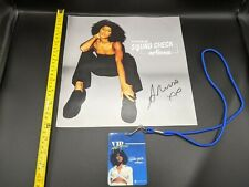 Arlissa Signed Autograph Poster + VIP Access Card Chase Sound Check Authentic