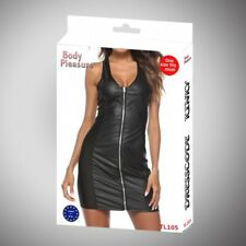 Body Pleasure - TL105 - Wet Look - One Size Fits Most - Gift Box - Black