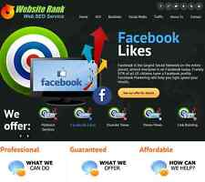 SEO Reseller! Social Media Reseller! web traffic Re-seller! profitable Website