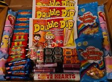 Retro Sweets Hamper Selection Letterbox Gift Teacher Special Thank you