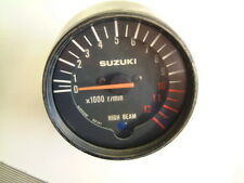 SUZUKI  ~ TACHO / REV COUNTER CLOCK  ~ GT50 K / ZR50 X1   #34210-26900