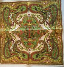 Vintage Handkerchief Retro Design Marielle Multi-color