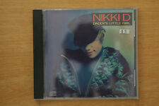 Nikki D ‎– Daddy's Little Girl Def Jam Recordings ‎– CK 44031   (Box C111)
