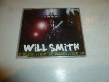 WILL SMITH - Men In Black - 1997 deleted UK 4-track CD single