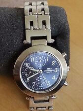 GIANI-GIORGIO QUARTZ WATCH Stainless Steel and back water Resistant