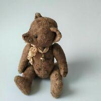 "handmade  OOAK Artist teddy bear  8"""
