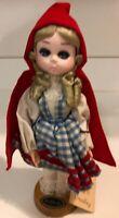 "1977 Bradley Little Red Riding Hood 9"" Doll"