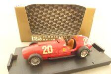 Brumm Models 1951 Ferrari 375 F1 Grand Prix Racing Car Diecast Model