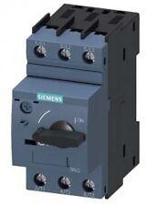 SIEMENS 3RV2021-1FA10 Manual Motor Starter, 5 Rated Amps, 3.5-5.0 Amps Range