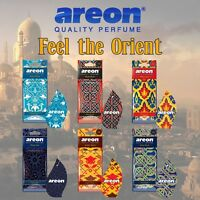 5x,10x Areon Mon ORIENT Car & Home Long Lasting Air Freshener Musk,Amber,Oud NEW