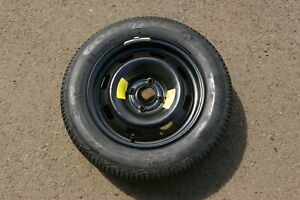 (999585) Peugeot 207 Wheel steel with tyre 185 65 15 new goodyear 8mm