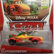NEW Disney Pixar Cars Rip Clutchgoneski Genuine Sealed WGP Formula 1 F1 Racer