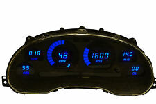 1994-2004 Ford Mustang Digital Dash Panel Blue LED Gauges Made In The USA