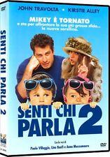 Dvd  Dvd SENTI CHI PARLA - (1990) *** John Travolta *** ......NUOVO