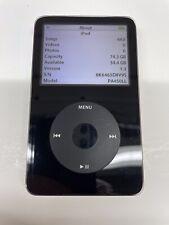New listing Apple Classic 80Gb A1136 Ipod