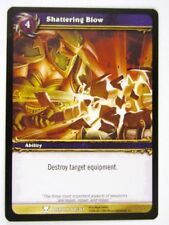 WoW: World of Warcraft Cards: SHATTERING BLOW 168/361 - played