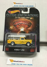 Ford F-250 * Close Encounters * 2015 Hot Wheels Retro Series * D23