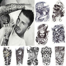 11 Stil Wasserfest Einmal Tattoo Körper Tattoos Aufkleber Hauttattoo Schmuck Hot