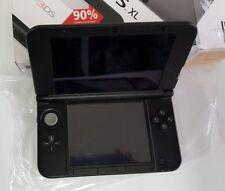 Console Nintendo 3DS XL argent-noir