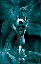 """The Death of Life"" JUDGEHYDROGEN giger salvador dali11 x 17 poster"
