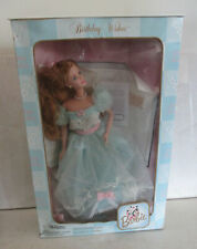 Mattel Birthday Wishes Barbie Collector Edition Boxed Read Details Please