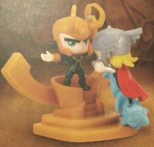 Loot Crate Exclusive Thor And Loki PhatMojo Figure