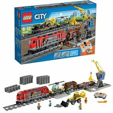 LEGO CITY Heavy-Haul 60098 Treno NUOVO di zecca