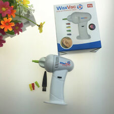 Health Vac Vacuum Ear Cleaner Electronic Cleaning Ear Wax Remove Removes Earpick