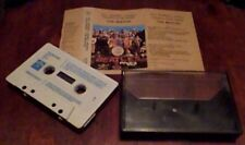 THE BEATLES SGT PEPPER'S LONELY HEARTS CLUB BAND EMI Parlophone UK CASSETTE 1967