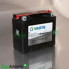 VARTA POWERSPORTS MOTORRAD BATTERIE YTX20L-BS HONDA GOLD WING YAMAHA PREISHIT
