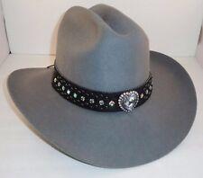 XX Fur Blend Silver Belly American Made Cowboy Hat