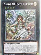 Yu-Gi-Oh 1x #044 Minerva, the Exalted Lightsworn - BLLR - Battles of Legend: Lig