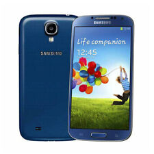 5.0-Inch Samsung Galaxy S4 GT-I9500 16GB GSM Free 3G Android Phone - Blue