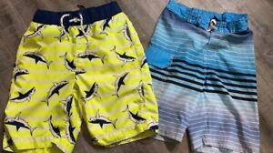 Boys Swim Trunks size 8-10