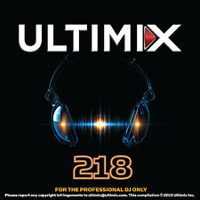 Ultimix 218 CD Ultimix Records Katy Tiz Echosmith Years And Years Reba McEntire