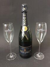 Moet & Chandon Nectar Imperial Champagner 0,75l 12% Vol + 2 Moët Gläser