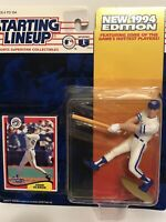 1994 John Olerud starting lineup Baseball figure toy Toronto Blue Jays MLB