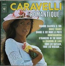 """CARAVELLI """"ROMANTIQUE  33T  2LP"""