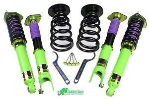 Gecko Coilovers Mercedes-Benz W212 2010 and up G-Street
