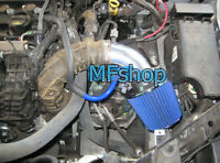 BLUE For 2007-2010 Dodge Avenger 2.4L L4 Air Intake System Kit + Filter