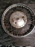 Norton, Triumph, AJS/Matchless front wheel hub, brakes(unknown year and fitment)