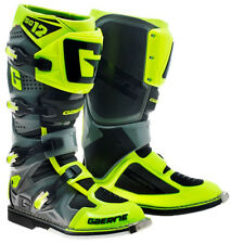 GAERNE SG12 MOTOCROSS ENDURO MX BOOTS YELLOW offroad trail bike NEW RRP £480