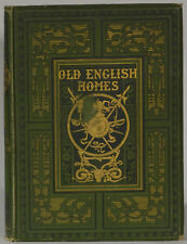 Old English Homes 1876 photos by Stephen Thompson 23 albumen prints architecture