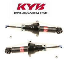 NEW Honda CR-V 2012-2014 Set of 2 Rear Shock Absorbers KYB Excel-G 340115