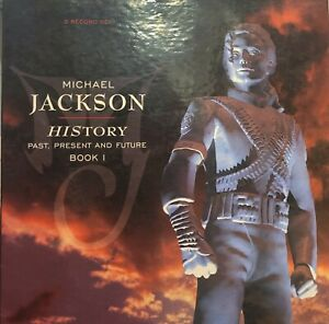 Michael Jackson History: Past, Present and Future BOOK 1 GREAT CONDITION!!!