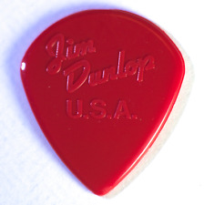 Dunlop Jazz Iii Red Nylon - 1.38mm Single Pick Plectrum