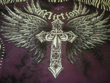 Affliction Shirt ( Used Size 3XL ) Very Good Condition!!!
