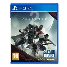 Destiny 2 with Exclusive DLC (PS4)